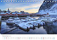 Norwegen - der hohe Norden (Tischkalender 2019 DIN A5 quer) - Produktdetailbild 11