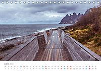 Norwegen - der hohe Norden (Tischkalender 2019 DIN A5 quer) - Produktdetailbild 4