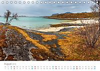 Norwegen - der hohe Norden (Tischkalender 2019 DIN A5 quer) - Produktdetailbild 8
