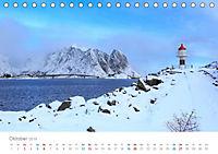 Norwegen - der hohe Norden (Tischkalender 2019 DIN A5 quer) - Produktdetailbild 10