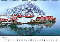 Norwegen - der hohe Norden (Wandkalender 2019 DIN A2 quer) - Produktdetailbild 3