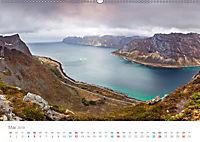 Norwegen - der hohe Norden (Wandkalender 2019 DIN A2 quer) - Produktdetailbild 5