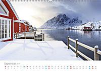 Norwegen - der hohe Norden (Wandkalender 2019 DIN A2 quer) - Produktdetailbild 9