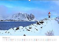 Norwegen - der hohe Norden (Wandkalender 2019 DIN A2 quer) - Produktdetailbild 10
