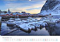 Norwegen - der hohe Norden (Wandkalender 2019 DIN A2 quer) - Produktdetailbild 11