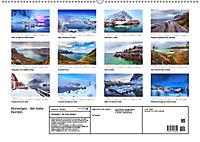 Norwegen - der hohe Norden (Wandkalender 2019 DIN A2 quer) - Produktdetailbild 13
