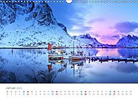 Norwegen - der hohe Norden (Wandkalender 2019 DIN A3 quer) - Produktdetailbild 1