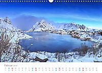 Norwegen - der hohe Norden (Wandkalender 2019 DIN A3 quer) - Produktdetailbild 2