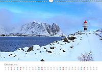 Norwegen - der hohe Norden (Wandkalender 2019 DIN A3 quer) - Produktdetailbild 10