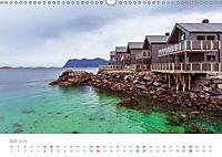 Norwegen - der hohe Norden (Wandkalender 2019 DIN A3 quer) - Produktdetailbild 7