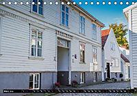 Norwegen - Die Altstadt von Stavanger (Tischkalender 2019 DIN A5 quer) - Produktdetailbild 3