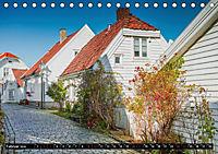 Norwegen - Die Altstadt von Stavanger (Tischkalender 2019 DIN A5 quer) - Produktdetailbild 2