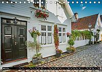 Norwegen - Die Altstadt von Stavanger (Tischkalender 2019 DIN A5 quer) - Produktdetailbild 5