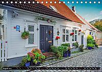 Norwegen - Die Altstadt von Stavanger (Tischkalender 2019 DIN A5 quer) - Produktdetailbild 8