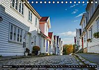 Norwegen - Die Altstadt von Stavanger (Tischkalender 2019 DIN A5 quer) - Produktdetailbild 10