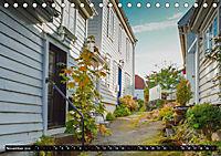Norwegen - Die Altstadt von Stavanger (Tischkalender 2019 DIN A5 quer) - Produktdetailbild 11