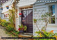 Norwegen - Die Altstadt von Stavanger (Tischkalender 2019 DIN A5 quer) - Produktdetailbild 12