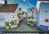 Norwegen - Die Altstadt von Stavanger (Wandkalender 2019 DIN A2 quer) - Produktdetailbild 4