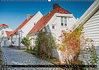 Norwegen - Die Altstadt von Stavanger (Wandkalender 2019 DIN A2 quer) - Produktdetailbild 2