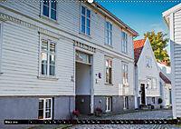 Norwegen - Die Altstadt von Stavanger (Wandkalender 2019 DIN A2 quer) - Produktdetailbild 3