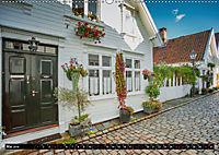 Norwegen - Die Altstadt von Stavanger (Wandkalender 2019 DIN A2 quer) - Produktdetailbild 5