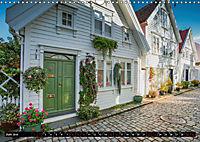 Norwegen - Die Altstadt von Stavanger (Wandkalender 2019 DIN A3 quer) - Produktdetailbild 6