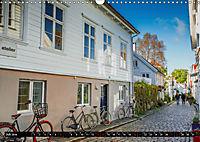 Norwegen - Die Altstadt von Stavanger (Wandkalender 2019 DIN A3 quer) - Produktdetailbild 7