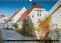 Norwegen - Die Altstadt von Stavanger (Wandkalender 2019 DIN A3 quer) - Produktdetailbild 2