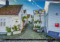 Norwegen - Die Altstadt von Stavanger (Wandkalender 2019 DIN A3 quer) - Produktdetailbild 4