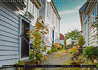 Norwegen - Die Altstadt von Stavanger (Wandkalender 2019 DIN A3 quer) - Produktdetailbild 11