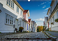 Norwegen - Die Altstadt von Stavanger (Wandkalender 2019 DIN A3 quer) - Produktdetailbild 10