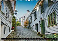 Norwegen - Die Altstadt von Stavanger (Wandkalender 2019 DIN A3 quer) - Produktdetailbild 1