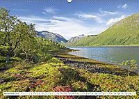 Norwegen: Fjorde, Wald und Mitternachtssonne (Wandkalender 2019 DIN A2 quer) - Produktdetailbild 11