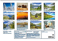 Norwegen: Fjorde, Wald und Mitternachtssonne (Wandkalender 2019 DIN A2 quer) - Produktdetailbild 13