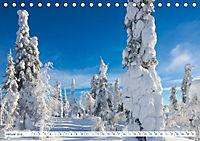 Norwegen: Fjorde, Wald und Mitternachtssonne (Tischkalender 2019 DIN A5 quer) - Produktdetailbild 1