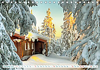 Norwegen: Fjorde, Wald und Mitternachtssonne (Tischkalender 2019 DIN A5 quer) - Produktdetailbild 12