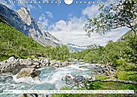 Norwegen: Fjorde, Wald und Mitternachtssonne (Wandkalender 2019 DIN A4 quer) - Produktdetailbild 4