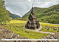 Norwegen: Fjorde, Wald und Mitternachtssonne (Wandkalender 2019 DIN A4 quer) - Produktdetailbild 7