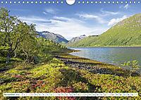 Norwegen: Fjorde, Wald und Mitternachtssonne (Wandkalender 2019 DIN A4 quer) - Produktdetailbild 11