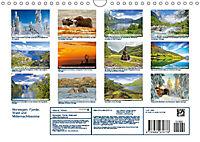 Norwegen: Fjorde, Wald und Mitternachtssonne (Wandkalender 2019 DIN A4 quer) - Produktdetailbild 13