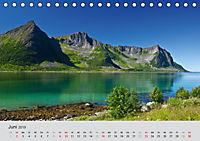 Norwegen - Land der Fjorde (Tischkalender 2019 DIN A5 quer) - Produktdetailbild 6