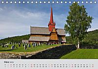 Norwegen - Land der Fjorde (Tischkalender 2019 DIN A5 quer) - Produktdetailbild 3