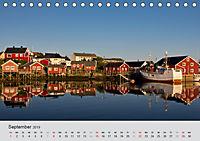 Norwegen - Land der Fjorde (Tischkalender 2019 DIN A5 quer) - Produktdetailbild 9