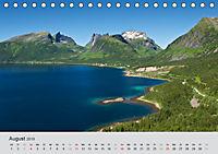 Norwegen - Land der Fjorde (Tischkalender 2019 DIN A5 quer) - Produktdetailbild 8