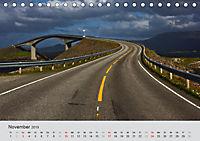 Norwegen - Land der Fjorde (Tischkalender 2019 DIN A5 quer) - Produktdetailbild 11