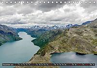 Norwegen, Oppland (Tischkalender 2019 DIN A5 quer) - Produktdetailbild 12