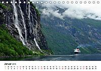 Norwegen PUR (Tischkalender 2019 DIN A5 quer) - Produktdetailbild 1