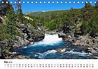 Norwegen PUR (Tischkalender 2019 DIN A5 quer) - Produktdetailbild 5