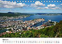 Norwegen PUR (Tischkalender 2019 DIN A5 quer) - Produktdetailbild 4