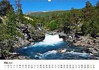 Norwegen PUR (Wandkalender 2019 DIN A2 quer) - Produktdetailbild 5